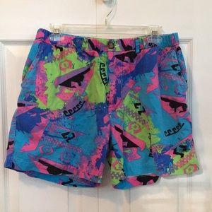 Chubbies Shorts - 80s Retro